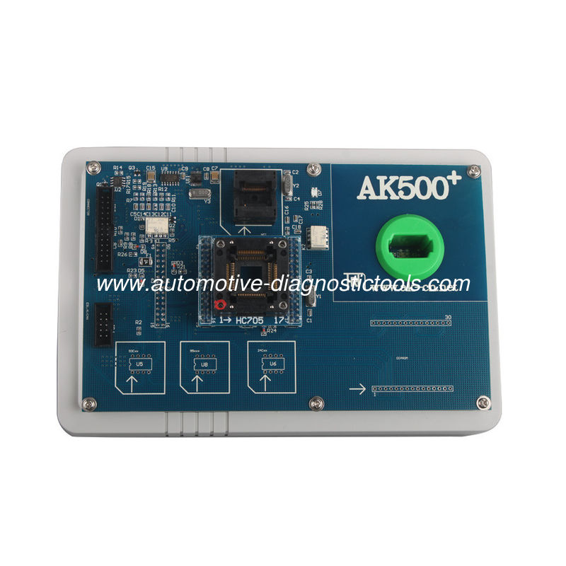 AK500+ Key Programmer For Mercedes Benz Support Directly Reading EEPROM for BENZ DAS( 1995-1998 )via OBD