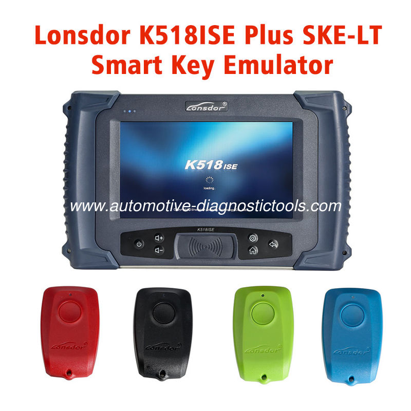 100% Oryginalny program Lonsdor K518ISE Car Key Programmer Key Toyota / Lexus Smart Key for All Key Lost from OBD dostawca