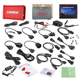 Wifi / Bluetooth X431 V + Uruchom skaner X431 HD Heavy Duty Truck Diagnostic Box
